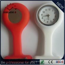 Reloj de la enfermera del regalo de la promoción del silicón 2015 (DC-911)