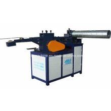 Máquina formadora de tubos espiral económica