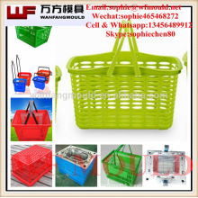 Experienced plastic mould factory household plastic picnic basket mould/plastic picnic basket mold supplier in China