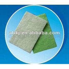 Meio filtrante HEPA / filtro de fibra de vidro / Filtro de poliéster meda