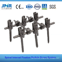 FDA Approved Spinal Internal Fixation Spinal Implant Spine Surgery Poly Axial Pedicle Screw
