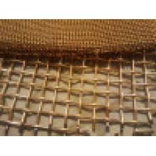 Hochwertige Bronze Draht Mesh Messing Draht Mesh China Anping Factory