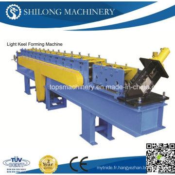 Machine de formage de quille légère approuvée par CE