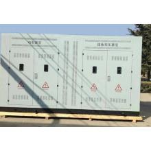 Hochspannungsnebenstelle Erdungswiderstand Erdungstransformator