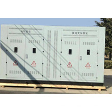 High Voltage Substation Neutral Grounding Resistor Earthing Transformer