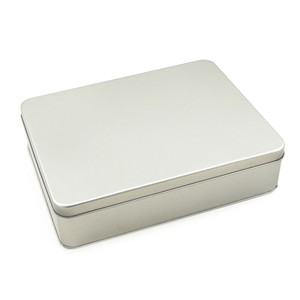 Square Tin Box 8