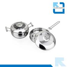304 Набор посуды из нержавеющей стали для кухни
