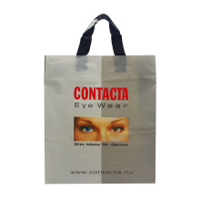 HDPE LDPE Soft Fashion Shopping Carrying Bag