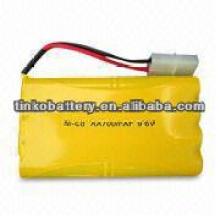Bateria recarregável de NI-CD de telefone sem fio com boa qualidade e melhor preço