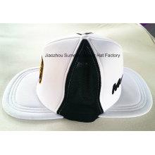 Double-Sided Hip-Hop Cap City Chapéu de moda 3 D Street Dance Caps