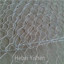 Gabion mesh as road mesh