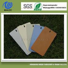 Texture de sable en poudre Coloration personnalisée Disponible