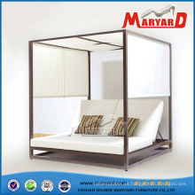 Muebles al por mayor de la rota del Daybed al aire libre de China