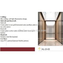 2015 новый продукт пассажирский жилой лифт / лифты японской технологии (FJ8000)