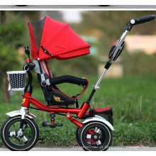 360 Grau Rotatable Seat Baby Try Ciclo / Trycycle