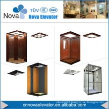 Circule Shaft Elevator Cabin