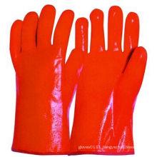 Smooth Finish Foam Liner PVC Winter Work Glove