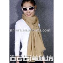 Las señoras forman la bufanda / el mantón 100% de la cachemira