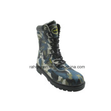 Professional Colorful Suede Upper Safety Boots (HQ09002)