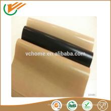 Tejido recubierto de PTFE de alta temperatura revestido de teflón de fibra de vidrio