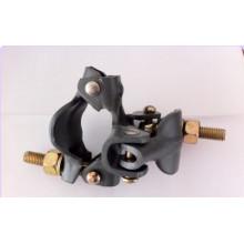 Coupleur d'échafaudage de forge de baisse pour des pièces de construction Arc-D410