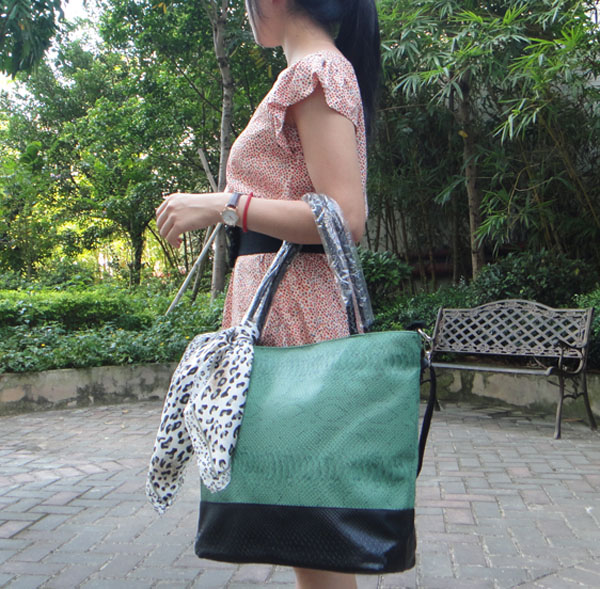 Waterproof Shoulder Handbag
