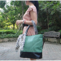 Fashion Waterproof Synthetic PU Shoulder Handbag