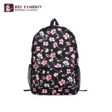 HEC Custom Leinwand Material Kinder Schultaschen Rucksack