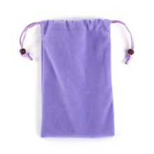Velvet Drawstring Pouch Fabric Gift Bags Wholesale