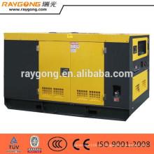 Generador diesel silencioso de 100KVA fábrica CE ISO aprobado