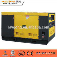 100KVA silent diesel generator factory CE ISO approved