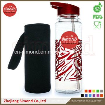 750ml botella de agua de Tritan para la venta al por mayor (SD-4204)