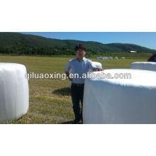 Embalaje de agricultura uso película de ensilaje de plástico de heno