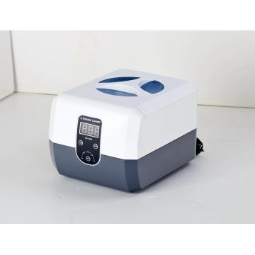 Portable ultrasonic cleaner for dental wash