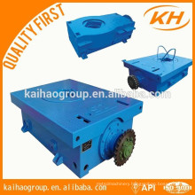 API ZP series rotary table for oil drilling rig, drilling rotary table, drilling rig rotary table