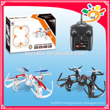 4CH 2.4GHz Inverted Flight Headless Mode RC Drone Quad Copter Avec Camera Top Selling Products