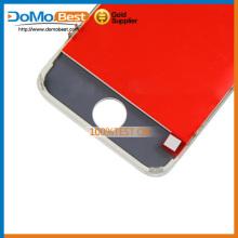 Telemall preço mais barato, pequeno visor lcd, montagem de lcd com frame para iphone 4s