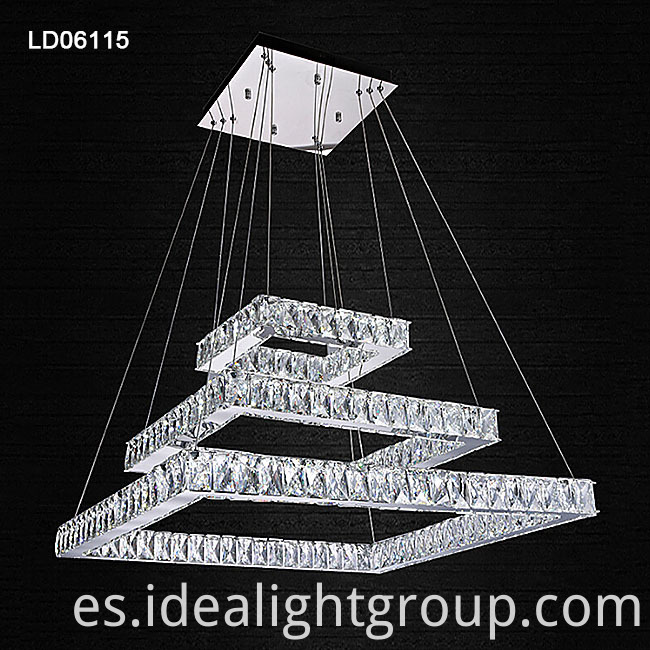 luxury pendant light