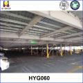 préfabriqués de structure métallique, parkings