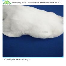 Refractario de alta temperatura de relleno de fibra de relleno de alúmina de algodón
