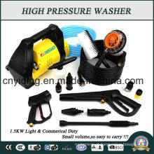 120bar 7L / Min 1.5kw Máquina de lavar a pressão elétrica (HPW-DTE1207DC)