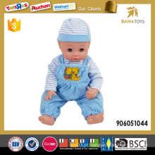 Engraçado brinquedo do bebê da boneca de 16 polegadas
