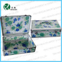 New Acrylic Clear Cosmetic Organizer Make up Case (HX-Z042)