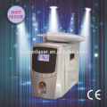 Mini Q switch Nd Yag laser tattoo removal system T500