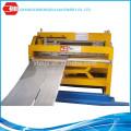 Machine d'aplatissement Fidèle à l'ajustement automatique et dispositif de coupe