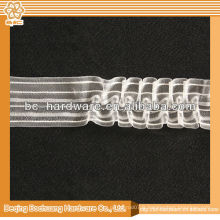 Bande de rideau transparente 2014, bande de rideau de haute qualité