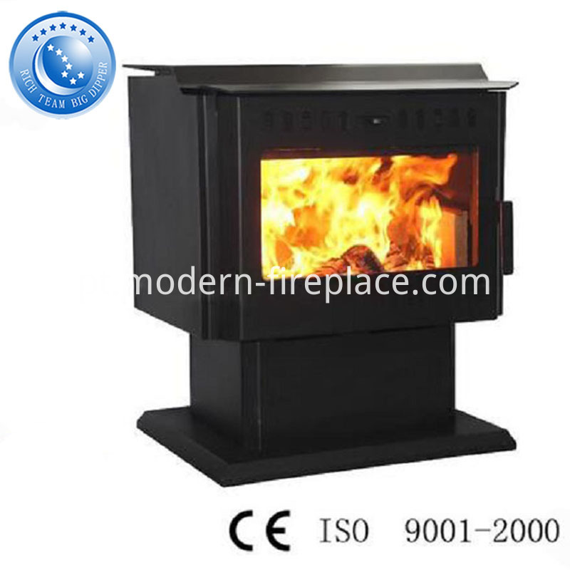 With Designs Best Corner Wood Stove Fireplace Insert