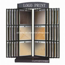 Wing Rack Tile Display Stands for Stone Granite Marble Mosaic