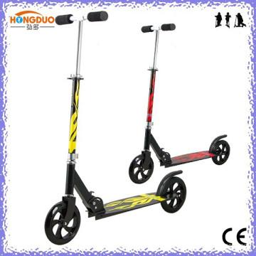 Scooter de 2 rodas / scooter adulto / hongduo scooter de esportes