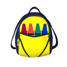 2016 Neoprene Fancy Cute Lunch Bag for Children